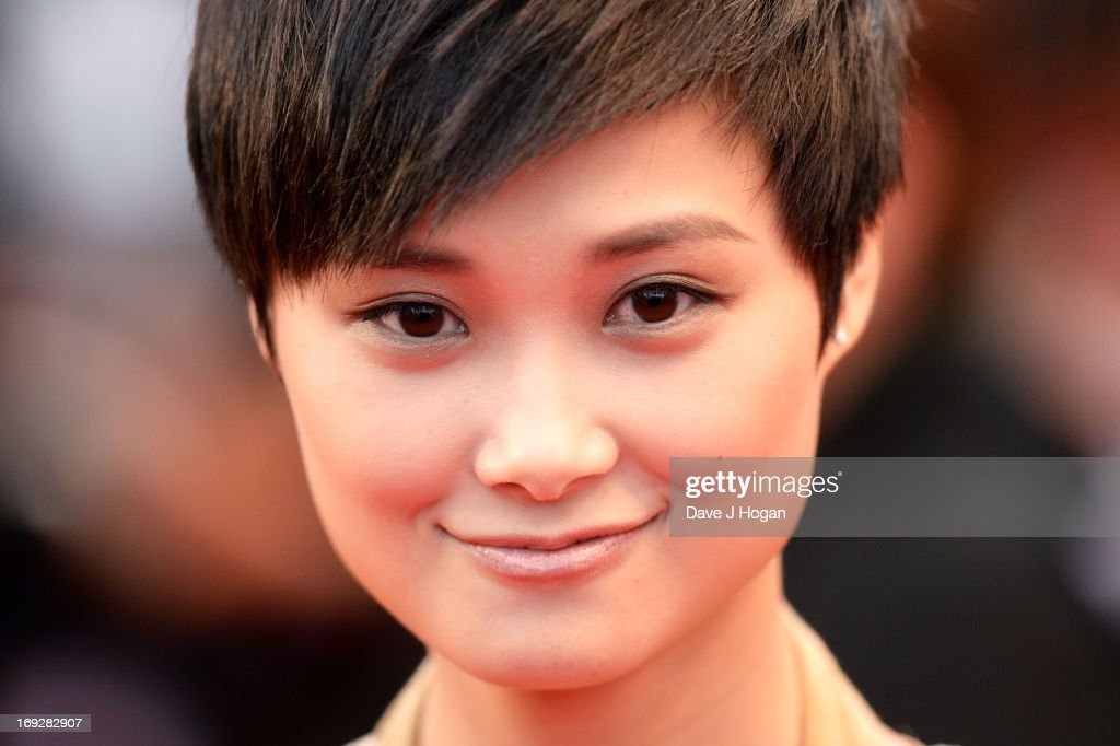 <a gi-track='captionPersonalityLinkClicked' href=/galleries/search?phrase=Li+Yuchun&family=editorial&specificpeople=621436 ng-click='$event.stopPropagation()'>Li Yuchun</a> attends the 'All Is Lost' Premiere during the 66th Annual Cannes Film Festival at Palais des Festivals on May 22, 2013 in Cannes, France.