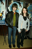 Liam Aiken and Emily Browning during A Special Screening of 'Lemony Snicket's A Series Of Unfortunate Events' Inside Arrivals at Clearview Beekman...