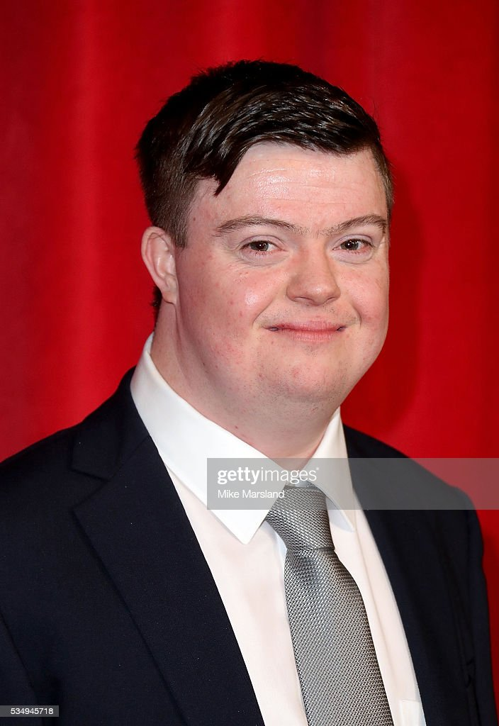 Liam Bairstow attends the British Soap Awards 2016 at Hackney Empire on May 28, 2016 in London, England.