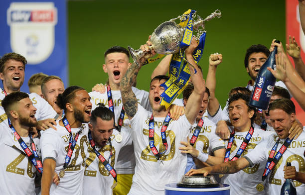 GBR: Leeds United v Charlton Athletic - Sky Bet Championship
