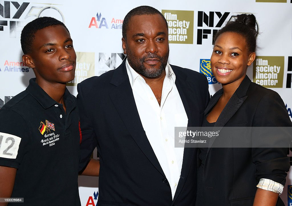 Liam Daniels, producer <a gi-track='captionPersonalityLinkClicked' href=/galleries/search?phrase=Lee+Daniels&family=editorial&specificpeople=209078 ng-click='$event.stopPropagation()'>Lee Daniels</a> and Clara Daniels attend the Nicole Kidman Gala Tribute during the 50th annual New York Film Festival at Lincoln Center on October 3, 2012 in New York City.