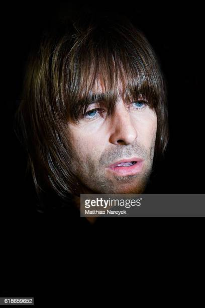 Liam Gallagher during the 'Oasis Supersonic' German Premiere on October 27 2016 in Berlin Germany