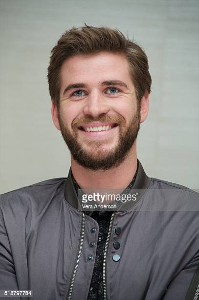 Liam Hemsworth at the 'Independence Day Resurgence' Press Conference at The London Hotel on December 31 2016 in West Hollywood California