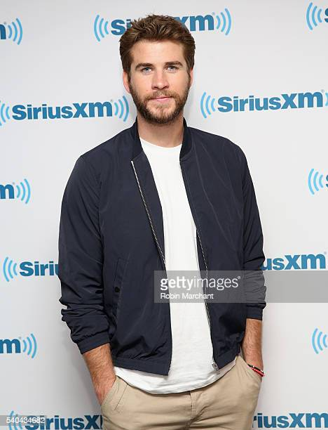 Liam Hemsworth attends SiriusXM's 'Town Hall' With The Cast Of Independence Day Resurgence 'Town Hall' To Air On SiriusXM's Entertainment Weekly...