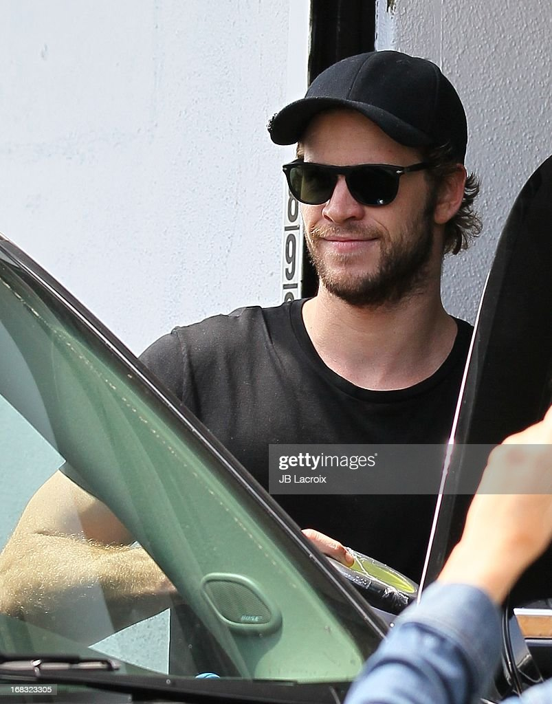 <a gi-track='captionPersonalityLinkClicked' href=/galleries/search?phrase=Liam+Hemsworth&family=editorial&specificpeople=6338547 ng-click='$event.stopPropagation()'>Liam Hemsworth</a> is seen on May 8, 2013 in Los Angeles, California.