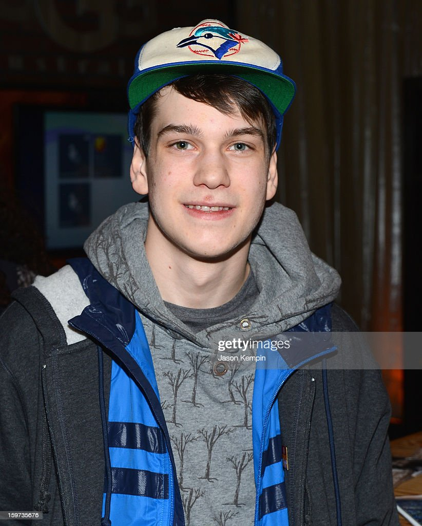 Liam James attends Day 2 of UGG at Village At The Lift 2013 on January 19, 2013 in Park City, Utah.