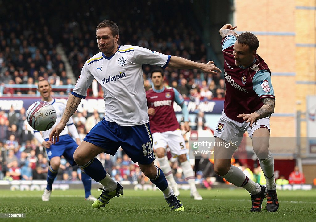 West Ham United v Cardiff City: nPower Championship - Playoff Semi Final 2nd Leg