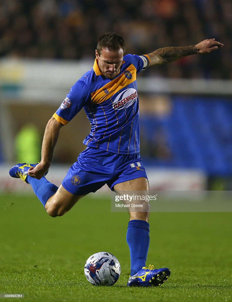 Shrewsbury Town v Norwich City - Capital One Cup Third Round