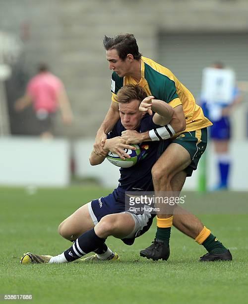 Scotland V Australia World Rugby: Liam Mcnamara Stock Photos And Pictures