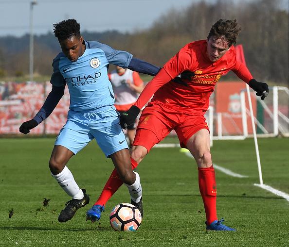 Liverpool v Manchester City: U18 Premier League : News Photo
