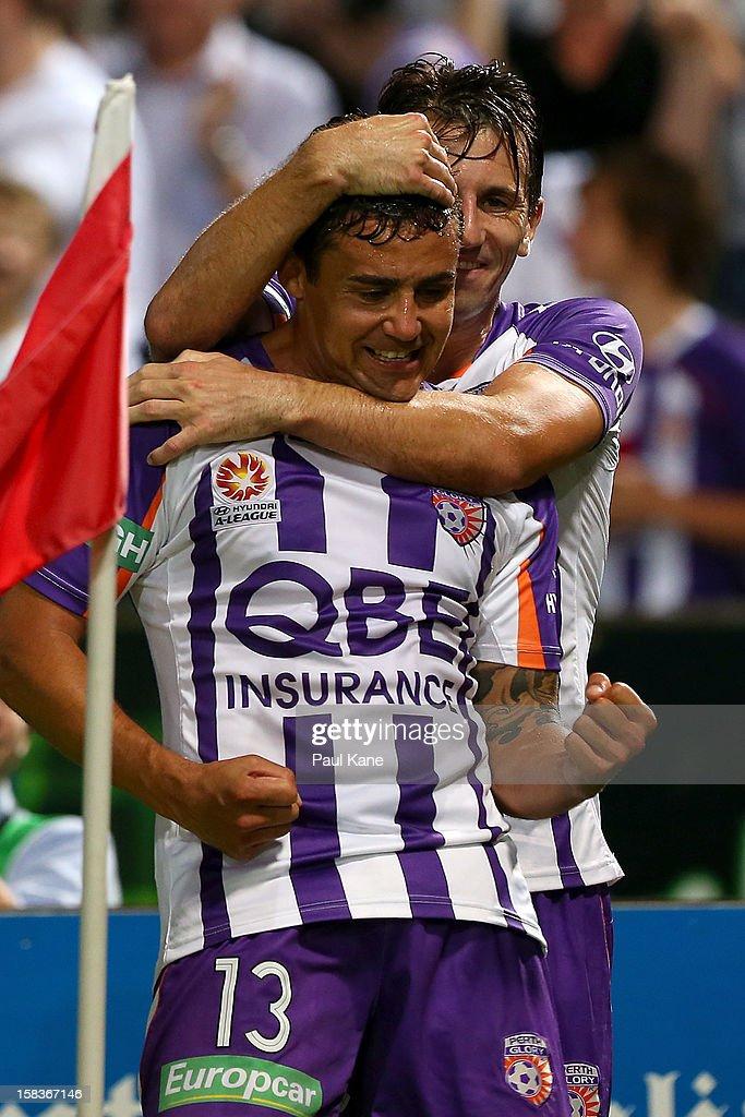 A-League Rd 11 - Perth v Newcastle