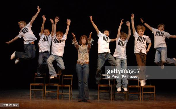 Liam Mower aged 13 from Hull Layton Williams aged 11 from Bury Dean McCarthy aged 14 from Dublin Actress Haydn Gwynne Matthew Koon aged 12 from...