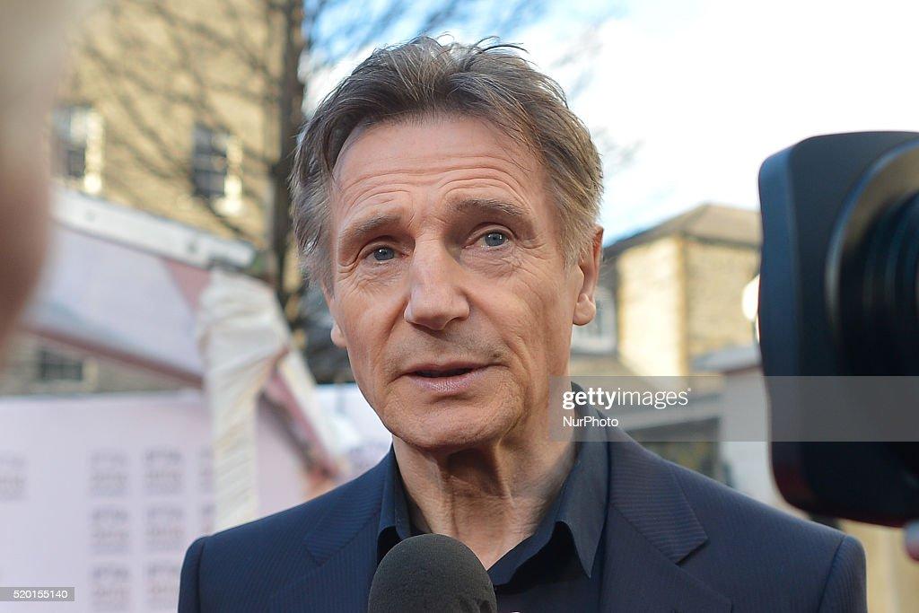 Liam Neeson , a Northe...
