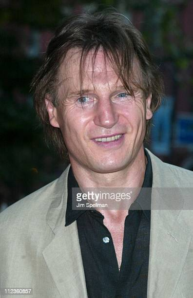 Liam Neeson during HBO's 'Sex and the City' Fifth Season World Premiere at American Museum of Natural History in New York City New York United States
