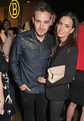 Liam Payne and Sophia Smith attend a party hosted by Instagram's Kevin Systrom and Jamie Oliver This is their second annual private party taking...