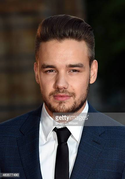 Liam Payne attends the Believe in Magic Cinderella Ball at Natural History Museum on August 10 2015 in London England