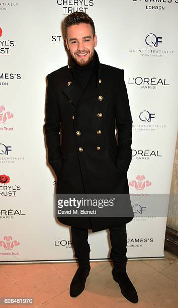 Liam Payne attends the Fayre of St James's hosted by Quintessentially Foundation and the Crown Estate in aid of Cheryl's Trust in support of The...