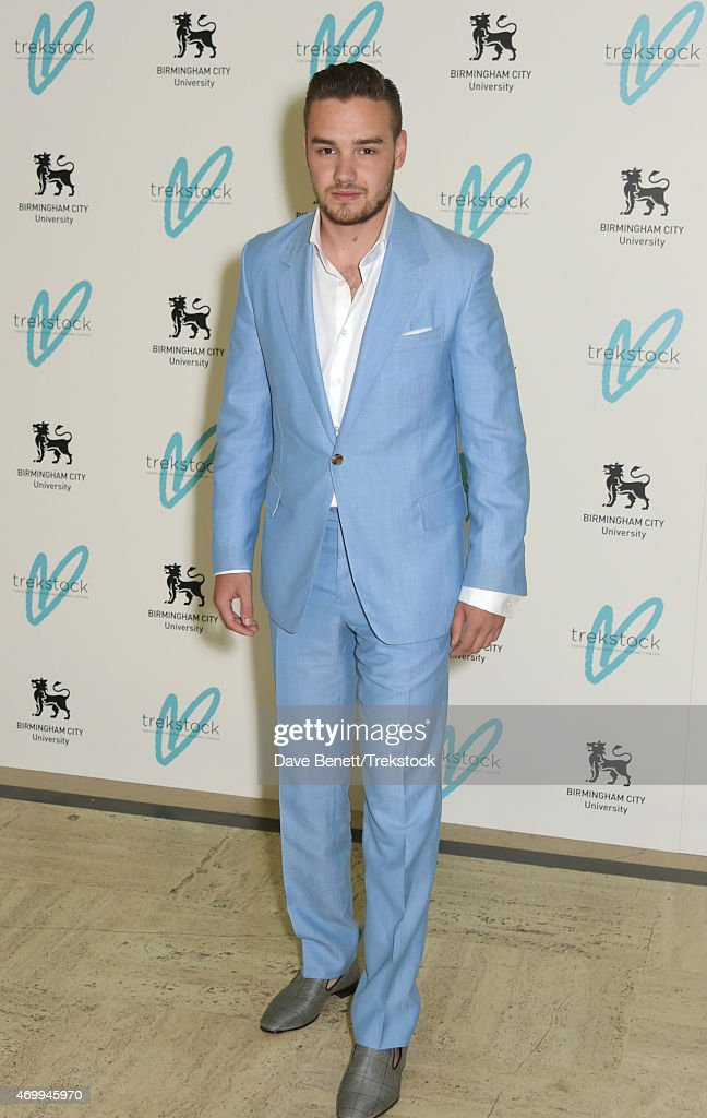 Liam Payne attends The Great Gatsby Ball in support of Trekstock at Bloomsbury Ballroom on April 16 2015 in London England