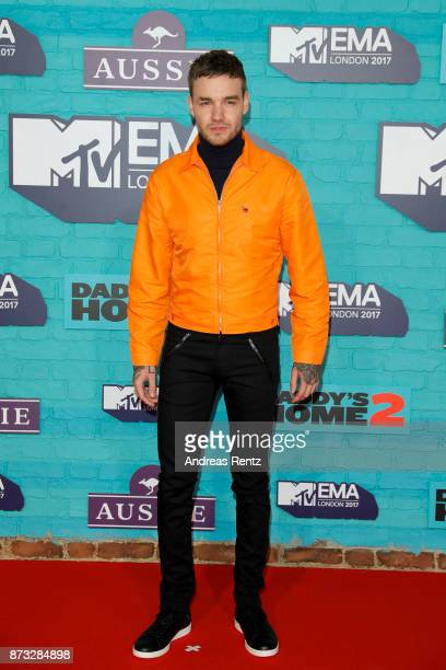 Liam Payne attends the MTV EMAs 2017 held at The SSE Arena Wembley on November 12 2017 in London England