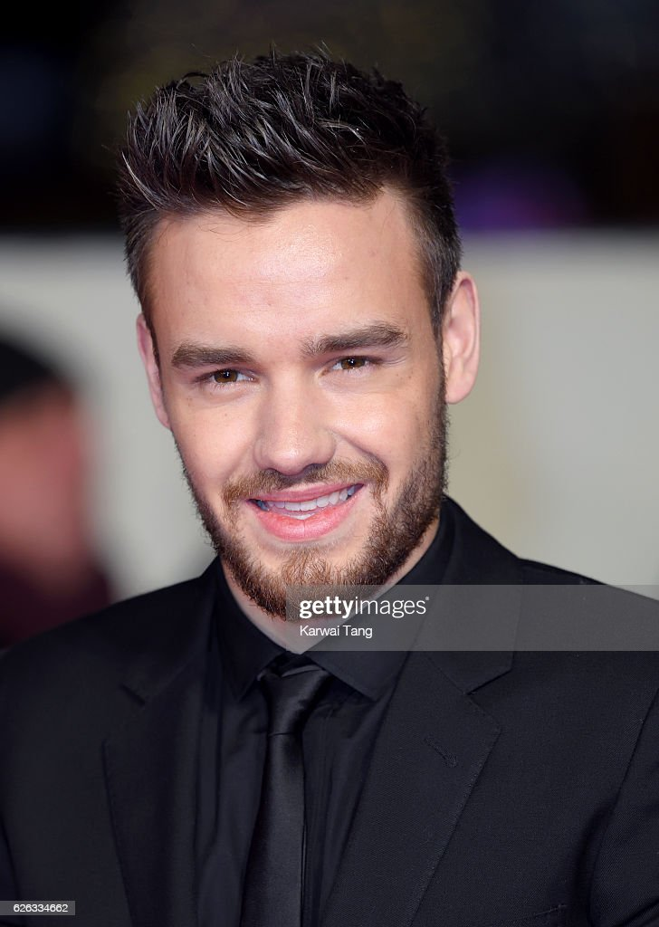 Liam Payne attends the World Premiere of 'I Am Bolt' at Odeon Leicester Square on November 28, 2016 in London, England.