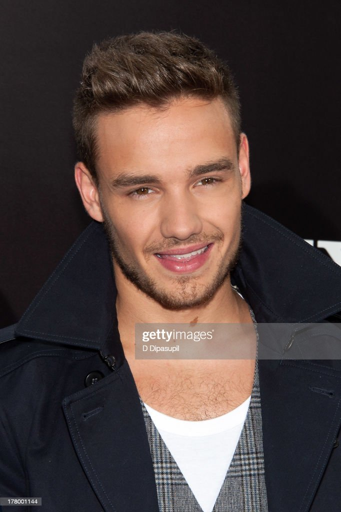 <a gi-track='captionPersonalityLinkClicked' href=/galleries/search?phrase=Liam+Payne&family=editorial&specificpeople=7235152 ng-click='$event.stopPropagation()'>Liam Payne</a> of One Direction attends the New York premiere of 'One Direction: This Is Us' at the Ziegfeld Theater on August 26, 2013 in New York City.