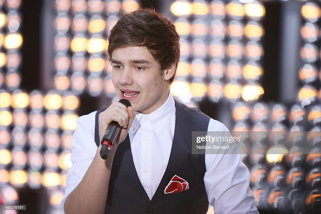 <a gi-track='captionPersonalityLinkClicked' href=/galleries/search?phrase=Liam+Payne&family=editorial&specificpeople=7235152 ng-click='$event.stopPropagation()'>Liam Payne</a> of the band One Direction performs on NBC's 'Today' show at Rockefeller Plaza on March 12, 2012 in New York City.
