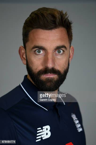 Liam Plunkett of England poses for a portrait at The Brightside Ground on May 4 2017 in Bristol England
