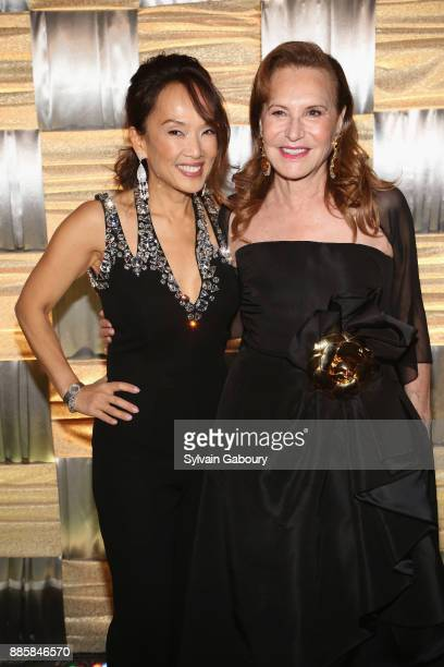 Liana Silverstein Backal and Sharyn Mann attend The 20th Anniversary Food Allergy Ball Benefiting Food Allergy Research Education at The Pierre Hotel...