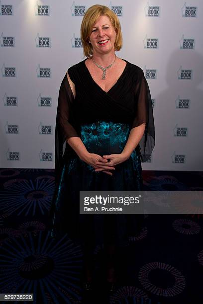 Liane Moriarty attends the 2016 British Book Industry Awards at the Grosvenor House Hotel on May 9 2016 in London England