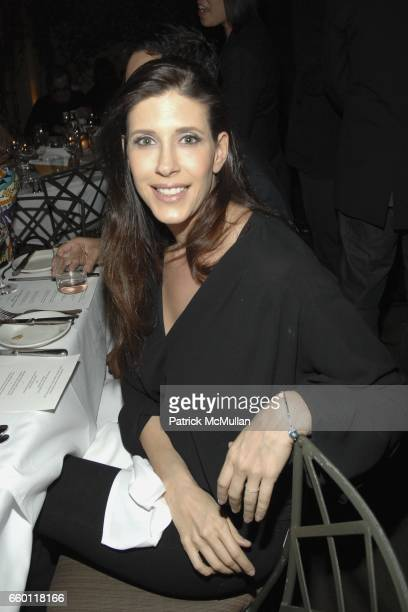 Liane Weintraub attends SHE Images of women by Wallace Berman and Richard Prince Opening at Michael Kohn Gallery on January 15 2009 in Beverley Hills...
