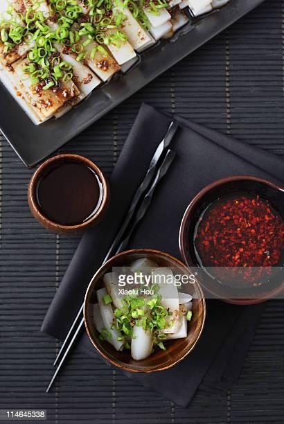 Liang Fen (Chilled Mung Bean Starch Noodles)