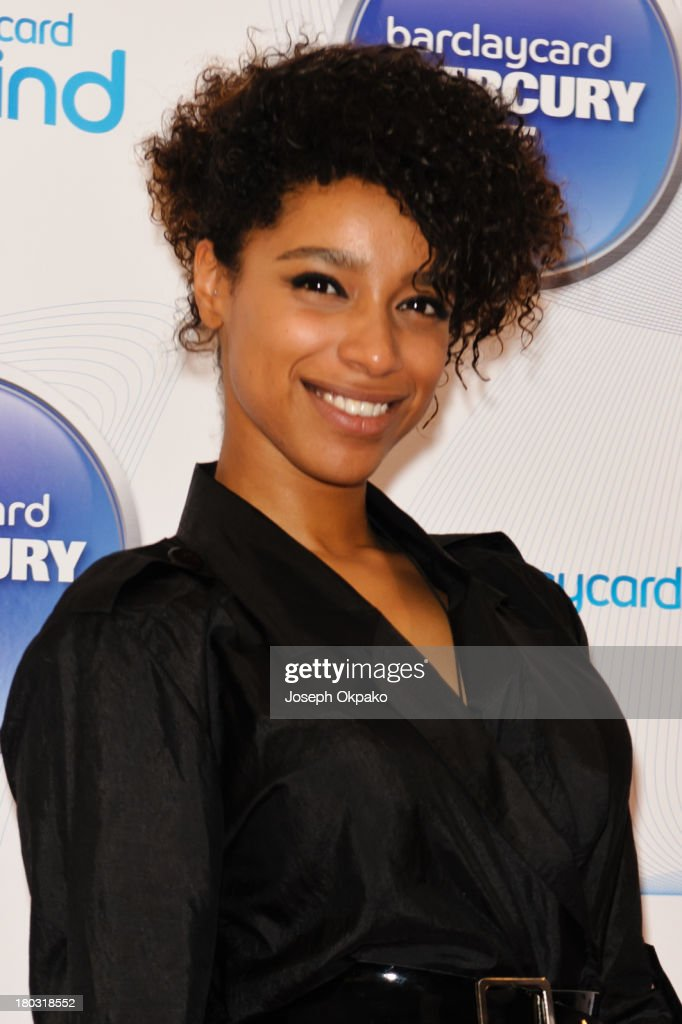 <a gi-track='captionPersonalityLinkClicked' href=/galleries/search?phrase=Lianne+La+Havas&family=editorial&specificpeople=8664655 ng-click='$event.stopPropagation()'>Lianne La Havas</a> attends the announcement of the Barclaycard Mercury Prize shortlist at The Hospital Club on September 11, 2013 in London, England.