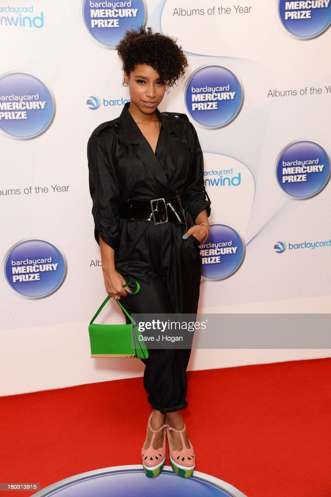 <a gi-track='captionPersonalityLinkClicked' href=/galleries/search?phrase=Lianne+La+Havas&family=editorial&specificpeople=8664655 ng-click='$event.stopPropagation()'>Lianne La Havas</a> attends the Barclaycard Mercury Prize shortlist announcement at The Hospital Club on September 11, 2013 in London, England.