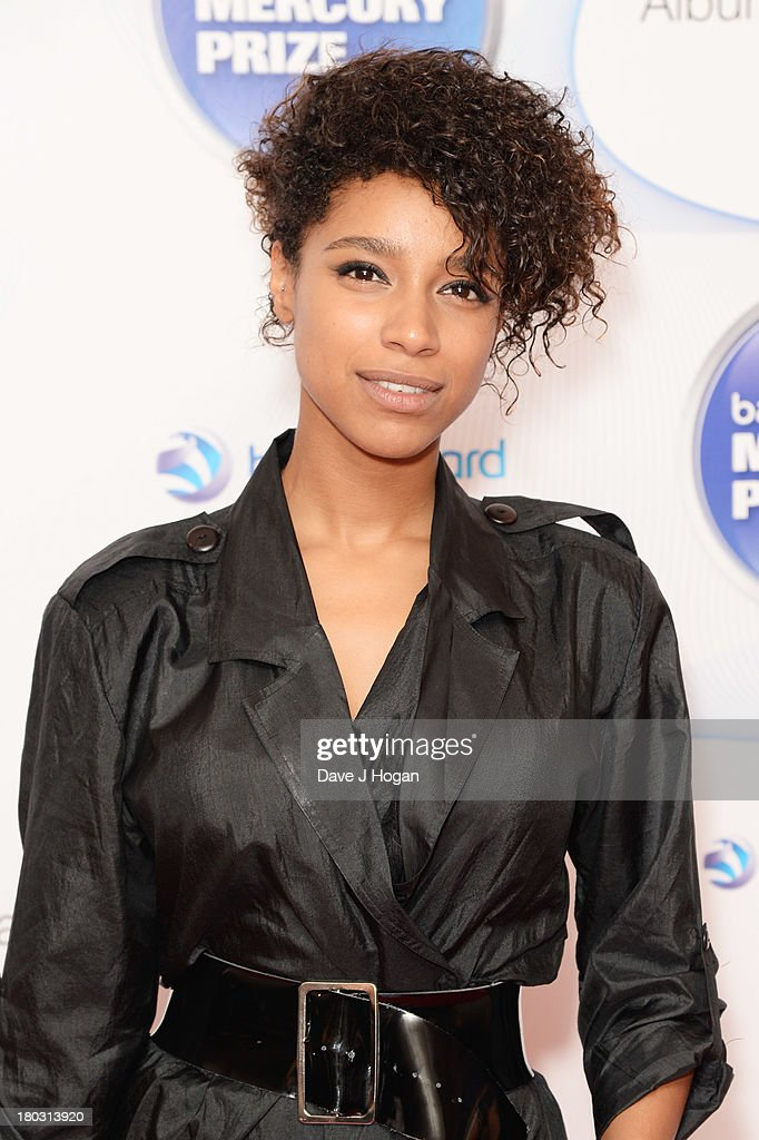 Lianne La Havas attends the Barclaycard Mercury Prize shortlist announcement at The Hospital Club on September 11, 2013 in London, England.