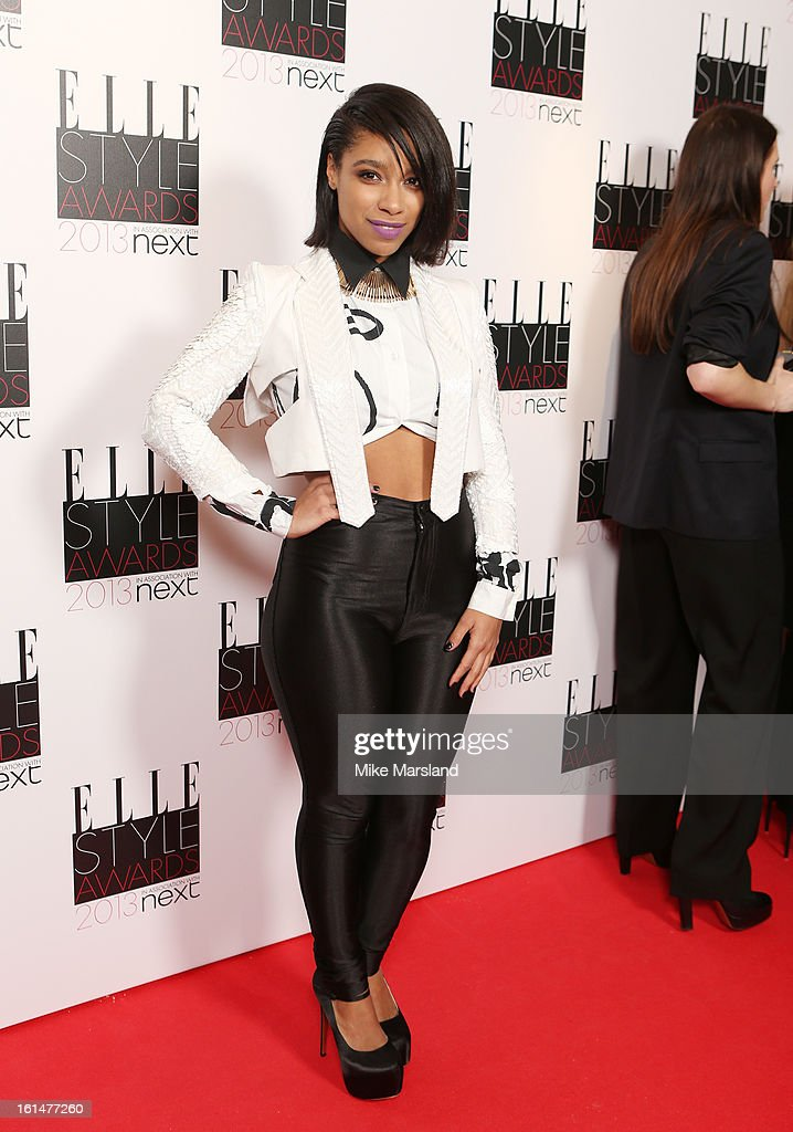 Lianne La Havas attends the Elle Style Awards 2013 at The Savoy Hotel on February 11, 2013 in London, England.
