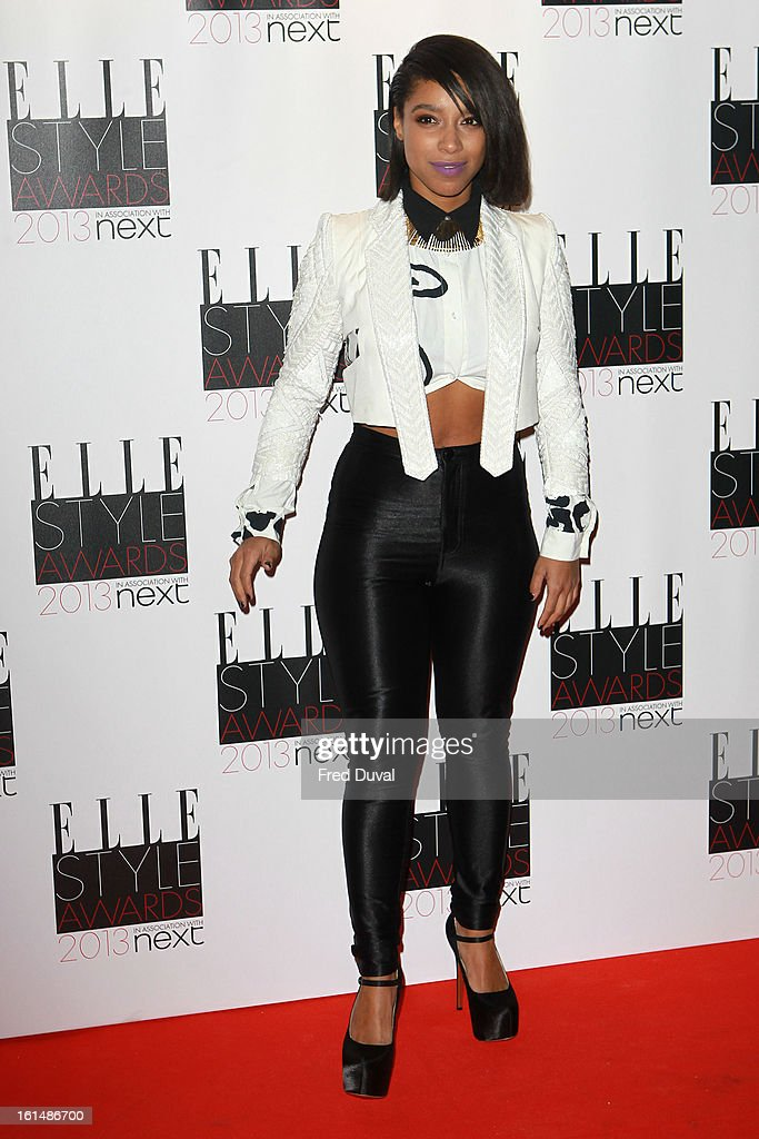 Lianne La Havas attends the Elle Style Awards on February 11, 2013 in London, England.