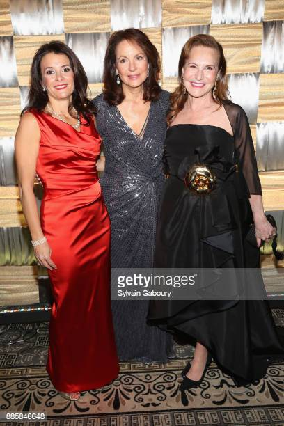 Lianne Mandelbaum Karen Mandelbaum and Sharyn Mann attend The 20th Anniversary Food Allergy Ball Benefiting Food Allergy Research Education at The...