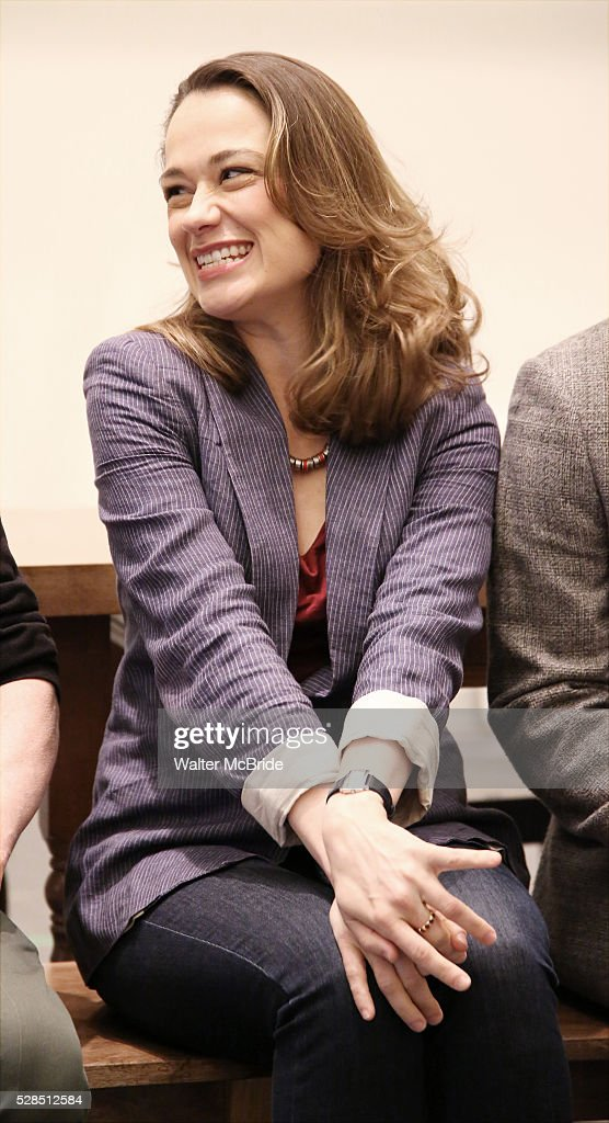 Lianne Marie Dobbs during the 'Himself and Nora The Musical' - Press Preview at the Signature Theatre Rehearsal Studios on May 5, 2016 in New York City.