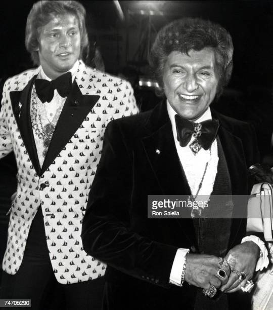 Liberace and Scott Thorson at the Coconut Grove in Los Angeles California