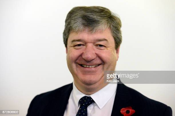 Liberal Democrat MP Alistair Carmichael at the Scottish Liberal Democrats' autumn conference where he moved an Emergency Motion on the Paradise...