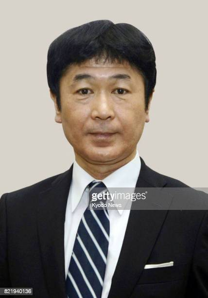 Liberal Democratic Party lower house member Taro Kimura pictured in this photo taken in November 2014 died of pancreatic cancer in Tokyo on July 25...