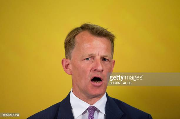 Liberal Democratic Party MP and Minister of State for Schools David Laws outlines the Liberal Democratic Party's manifesto expenditure in London on...