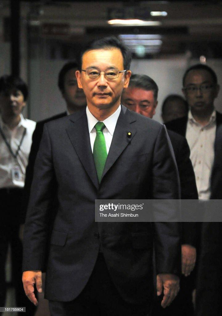 Tanigaki Drops Out Of LDP Leadership Race