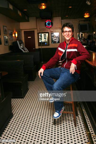 Liberal political journalist commentator and talk show host Rachel Maddow poses in May 8 2007 in New York City New York