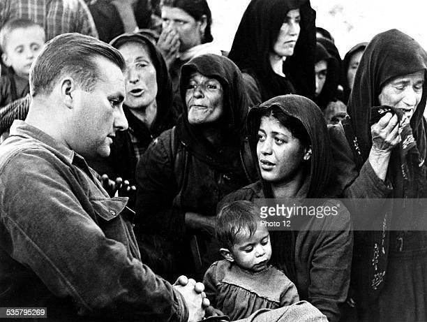 Aid for refugees from the Balkans 20th century Greece Second World War war National archives Washington