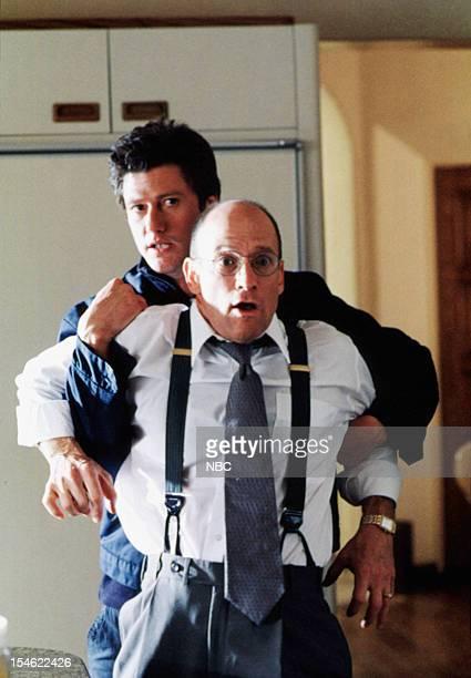 MAN 'Liberty and Larceny' Episode 7 Pictured Vincent Ventresca as Darien Fawkes Joel Polis as John Castagnacci
