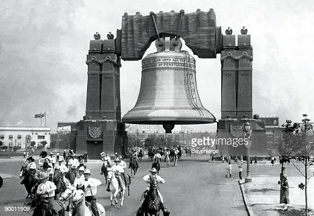 Liberty Bell Arch Philadelphia PA