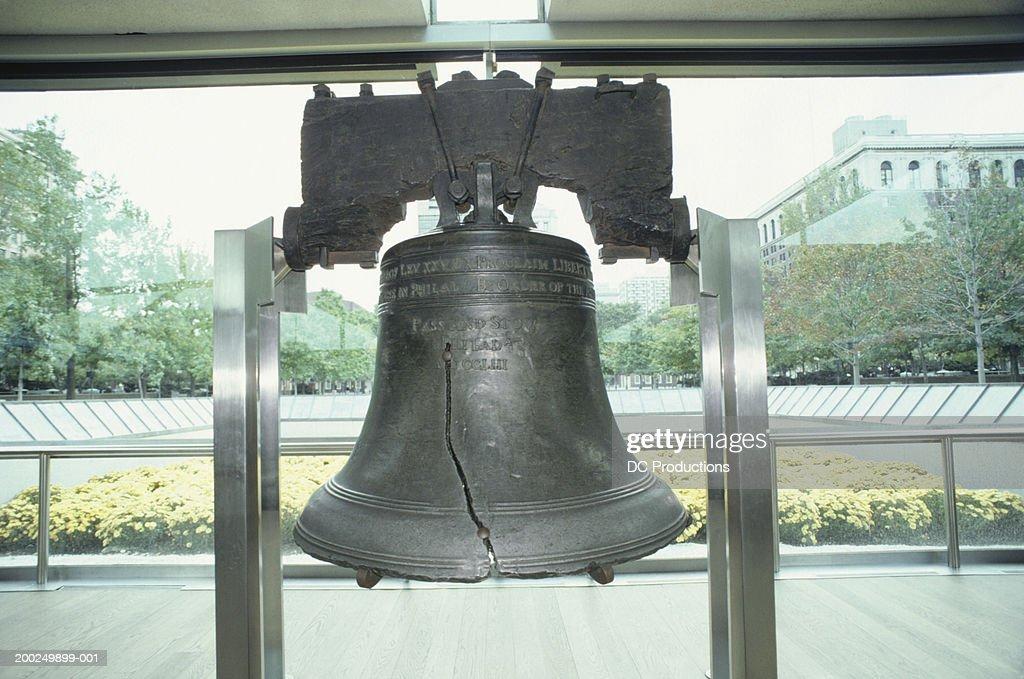 Liberty Bell, Philadelphia, PA, USA : Stock Photo