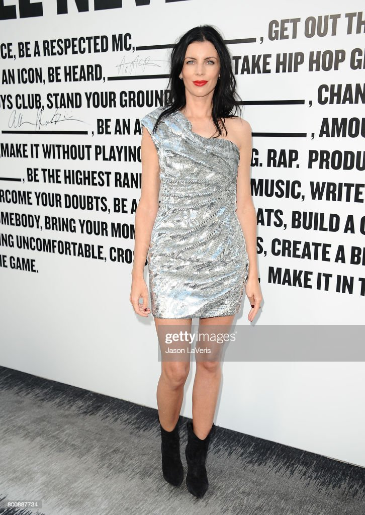 Liberty Ross attends the premiere of 'The Defiant Ones' at Paramount Theatre on June 22, 2017 in Hollywood, California.