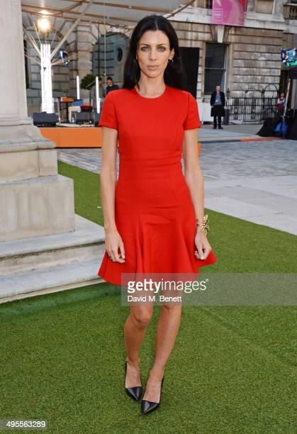 Liberty Ross attends the Royal Academy Summer Exhibition preview party at the Royal Academy of Arts on June 4 2014 in London England